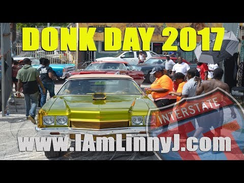 Donk Day Car Show Miami FL - Donk car show