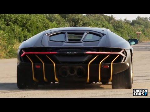 New 2017 Lamborghini Centenario Sound Acceleration Interiormust